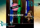 🚭Dia Municipal de Combate ao Tabagismo agora é Lei.🚭