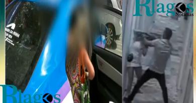 Sargento da PM que aparece em vídeo agredindo companheira é afastado do serviço