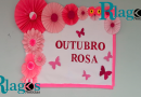 Outubro Rosa tem café da manhã e palestra de prevenção ao câncer de mama.