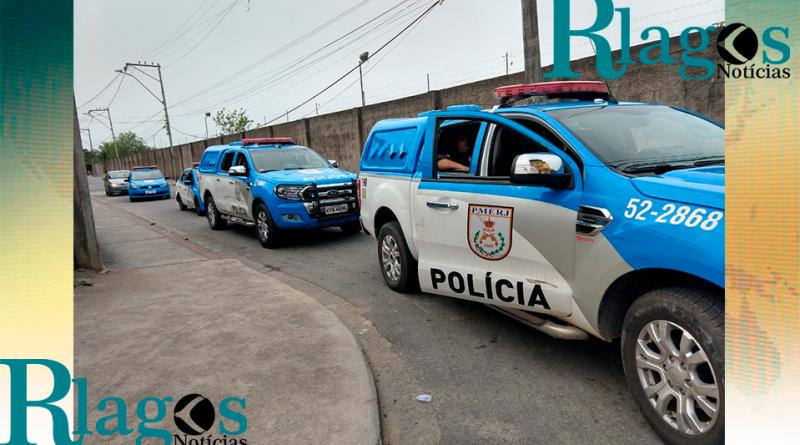 PM deflagra operação no Lagomar e Aeroporto após série de assassinatos em Macaé