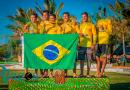Equipe Canoas Havaianas conquista bronze do Campeonato em Armação dos Búzios