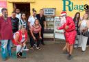 Geladeira solidária chega em São Pedro da Aldeia