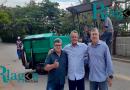 Começa o recapeamentos das ruas da Ogiva e Peró em Cabo Frio