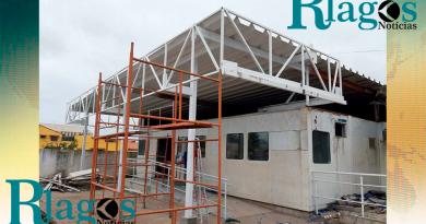 Reforma da UPA de Tamoios avança no primeiro mês de serviço em Cabo Frio