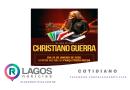 Christiano Guerra leva rock n' roll para a 18ª Feira do Livro
