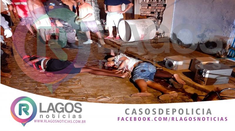 Guerra entre facções deixa 4 mortos e 1 ferido na comunidade do Carvão em Macaé
