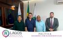 Prefeito Cláudio Chumbinho recebe Deputado Federal Felício Laterça em São Pedro da Aldeia