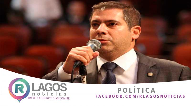 Deputado Dr. Serginho é um dos deputados da Alerj que mais gastaram verba de Gabinete segundo Jornal Extra