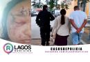 Exclusivo | Homem que estuprou e espancou mulher é preso em Cabo Frio por policiais militares e civis.