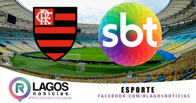 SBT fecha acordo com Flamengo e vai transmitir segundo jogo da final do Carioca