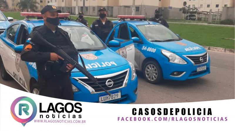PM intensifica policiamento após confrontos no Bosque Azul e na Ajuda de Baixo, em Macaé
