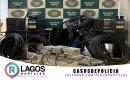 Homem é preso com equipamentos roubados de empresa de telecomunicação em Casimiro de Abreu