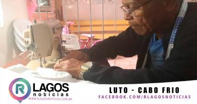 Morre em Cabo Frio aos 80 anos Manoel Dias Alfaiate