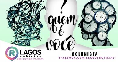 Colunista Lorena Serpa | Quem é você?