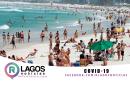 Cabo Frio recebe turistas com lotação máxina, após Brasil atinge marca de 150 mil mortes por Covid-19