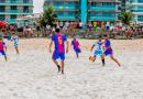 Futebol de Praia tem domingo de decisão no Forte