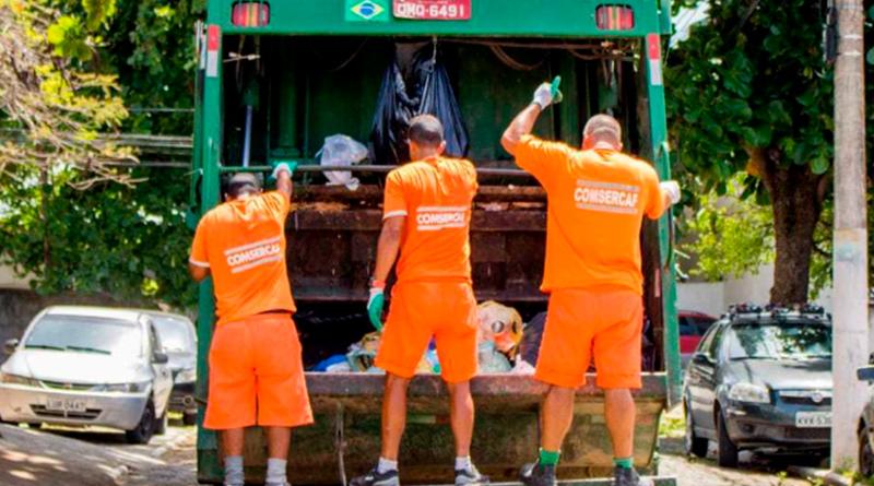Ruas de Cabo Frio vira chiqueiro após coleta de lixo ficar suspensa por conta de dividas da prefeitura